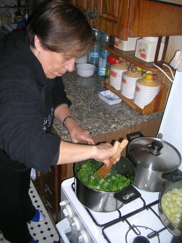 Cooking hubeisa